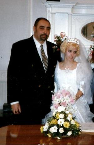 Mel & johns Wedding