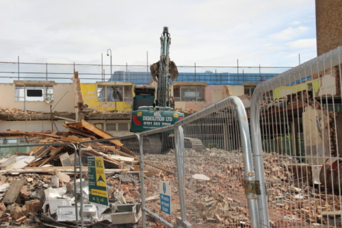 Redevelopment of Newton Aycliffe Town centre